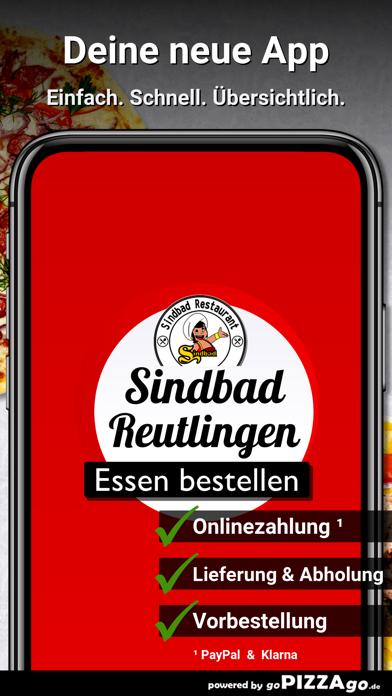 Sindbad Restaurant Reutlingen screenshot 2