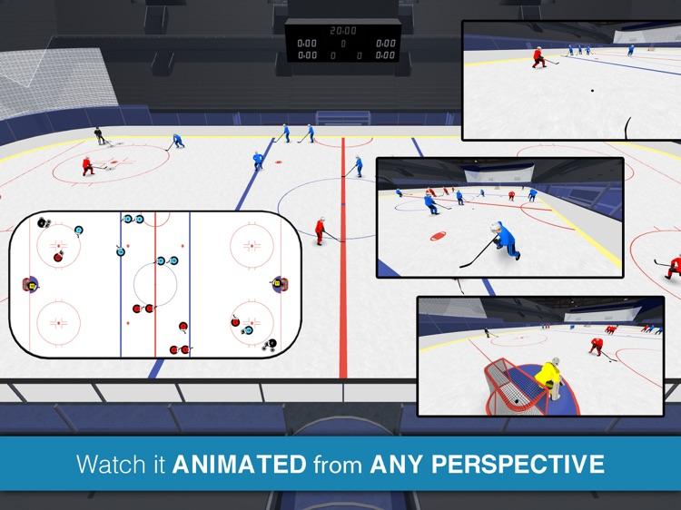 Hockey Coach Vision screenshot-3