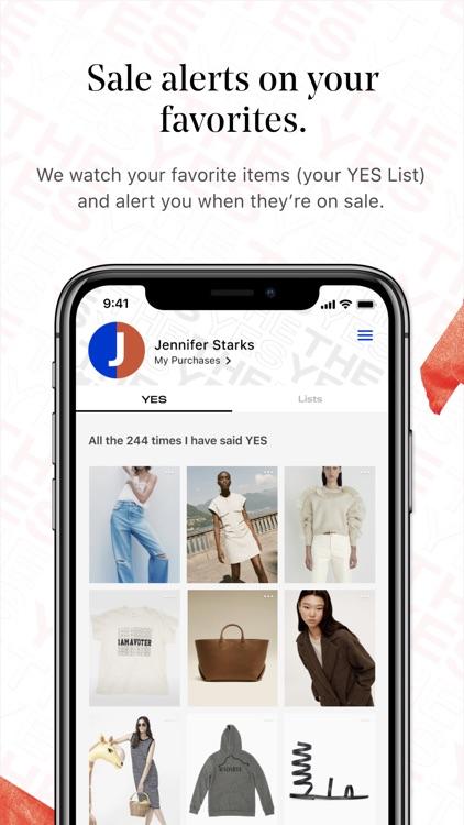 THE YES - Women's Fashion screenshot-6