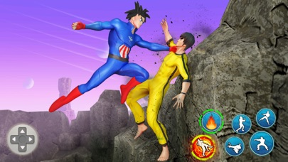 Anime Battle 3D FIGHTING GAMES screenshot 1