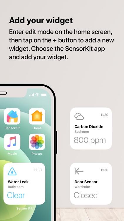 SensorKit - Smart Home Widgets