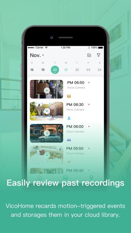 VicoHome: Security Camera App screenshot-3
