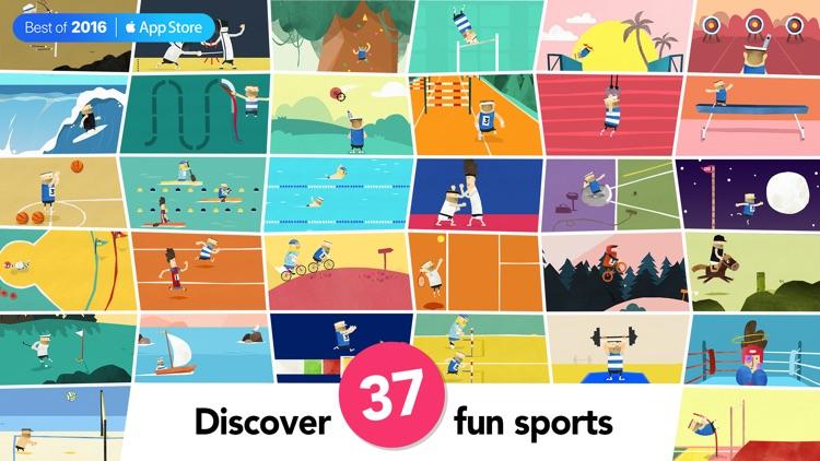 Fiete Sports Games for Kids