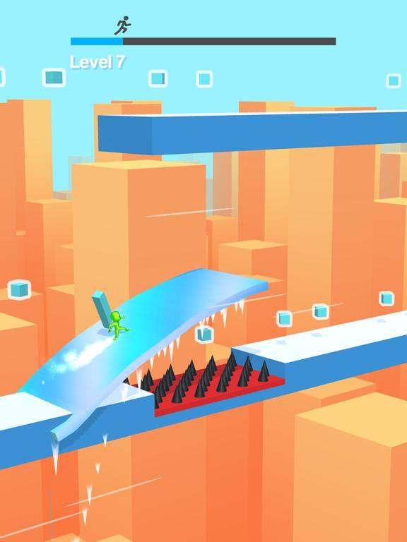 Freeze Rider screenshot 7