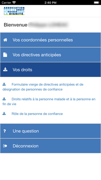 messages.download ADMD et Moi software