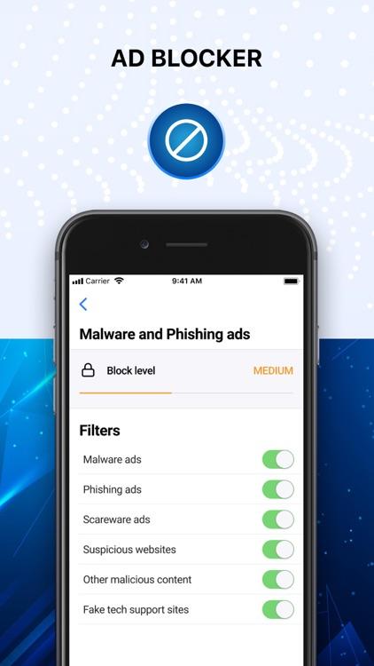 Spy Block: online protection