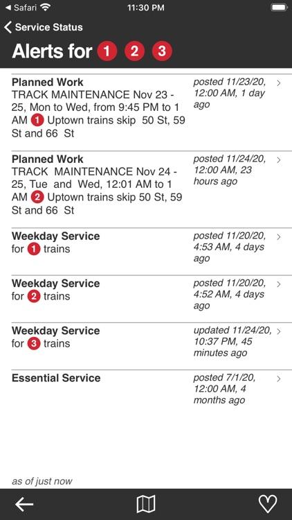 Underway: NYC Subway Transit screenshot-9