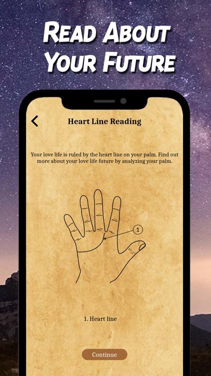 Palm Reader: Palmistry Reading