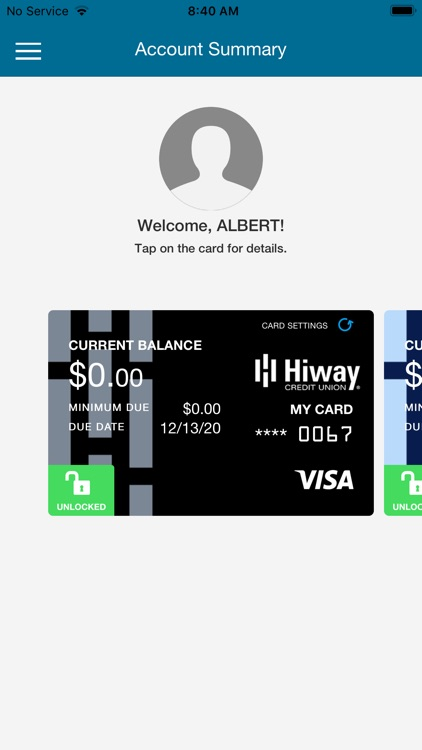Hiway Cards