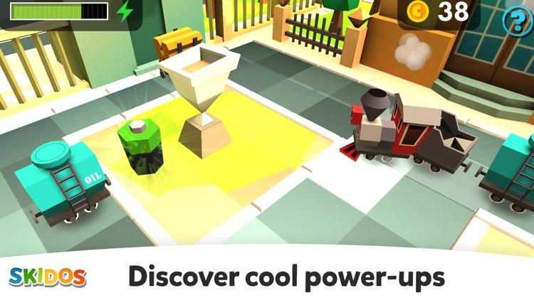 Kids Games: My Math Fun Train screenshot-4