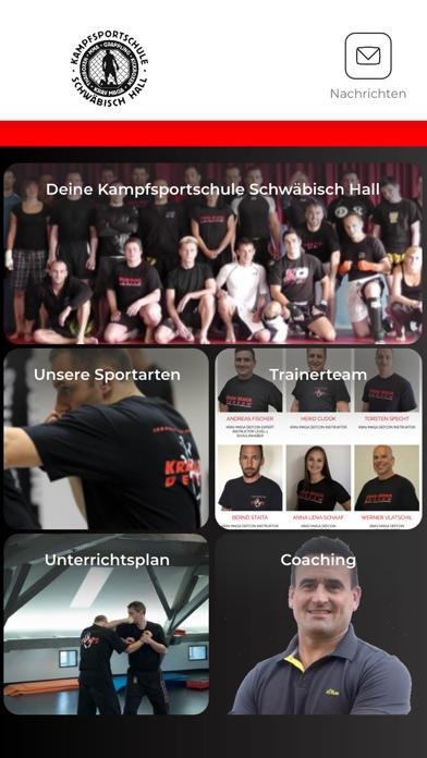Kampfsportschule SHAScreenshot von 2