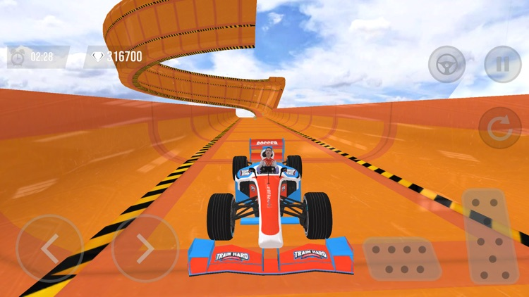 Superhero Formula Racing Cars screenshot-3