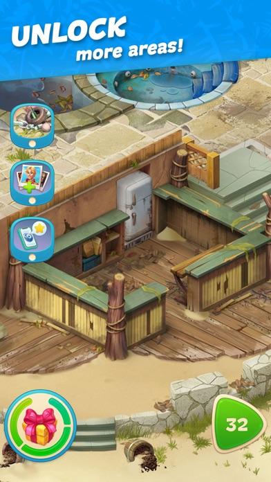 Hawaii Match-3 Mania: Puzzle screenshot 5