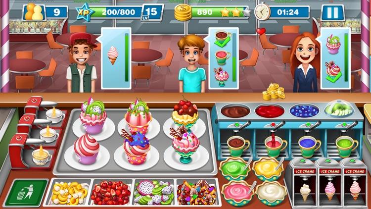 Crazy Cooking Chef: Fever Game screenshot-8