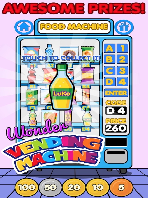 Wonder Vending Machine screenshot 10
