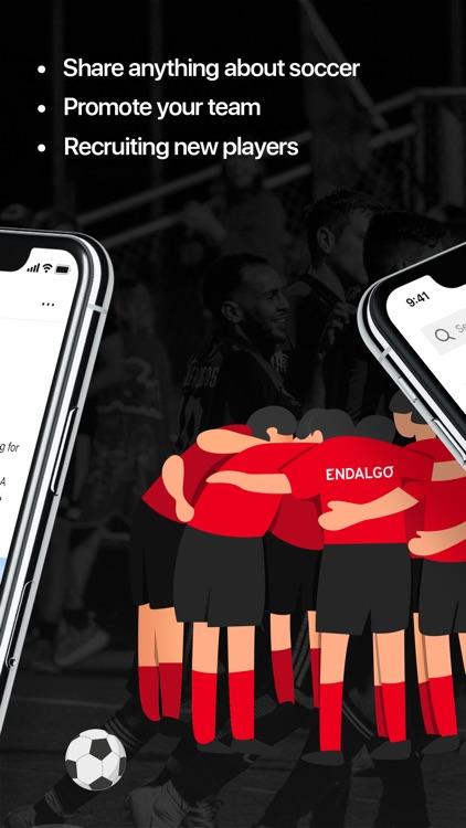 ENDALGO - Find Soccer Near You screenshot-3