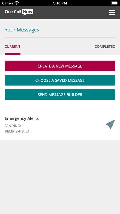 One Call Now Mobile screenshot-5