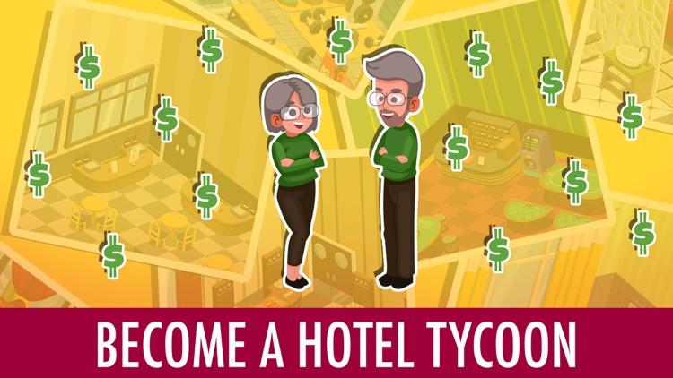 Hotel Tycoon Empire: Idle Game screenshot-6