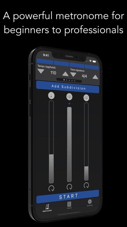 Metronomics Metronome screenshot-0