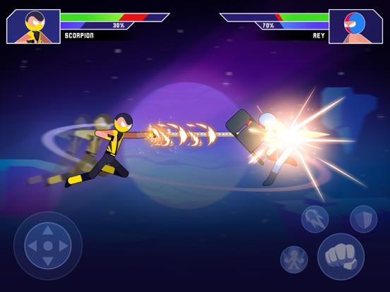 Galaxy of Stick screenshot 6