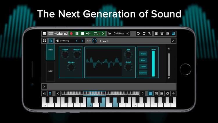 Roland Zenbeats screenshot-0