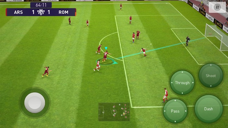eFootball PES 2021 screenshot-5