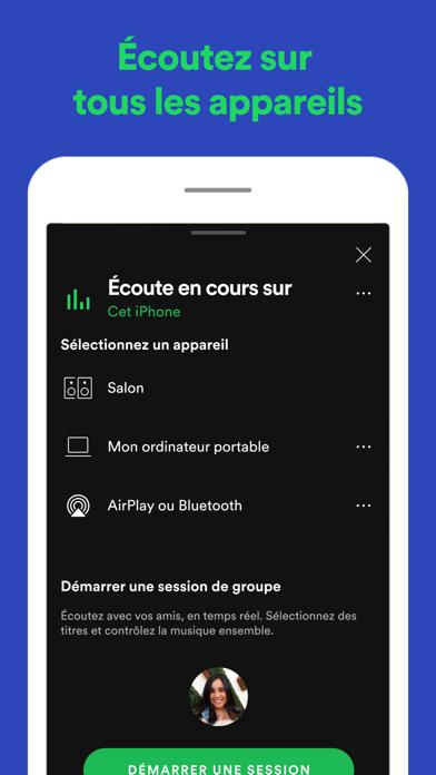 Spotify est disponible sur iPad-capture-10