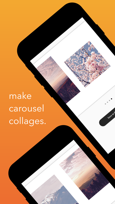 Carousel Collage Maker screenshot 3