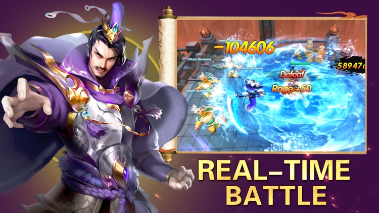 Three Kingdoms: Legend Heroes