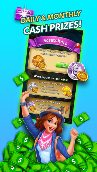 Match To Win: Cash Giveaway  wiki review and how to guide