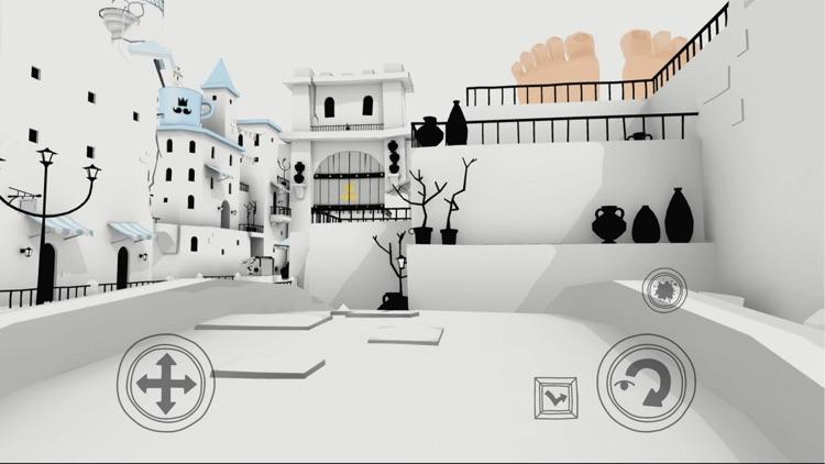The Unfinished Swan screenshot-3