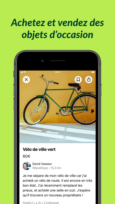 Screenshot #2 pour Nextdoor - l'app du quartier