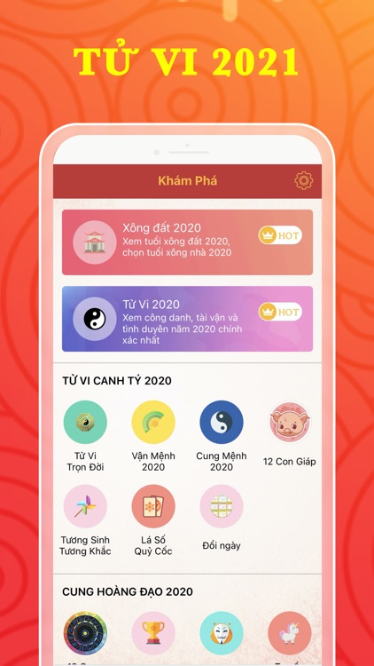 Lịch Vạn Niên 2021 & Lịch Âm screenshot-6