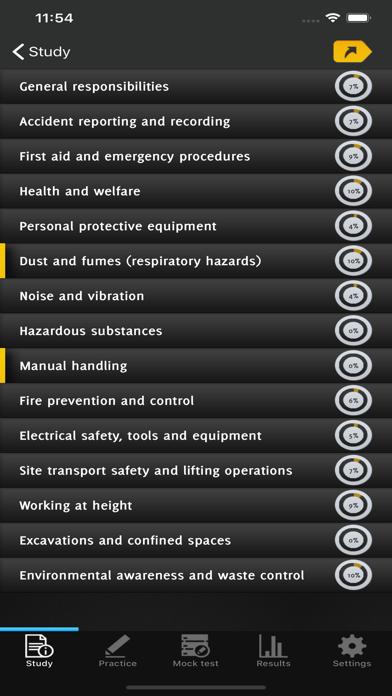 ECS Card Practice Exams (JIB) screenshot 4