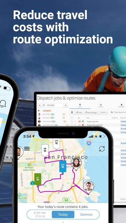 Hellotracks - GPS Locator