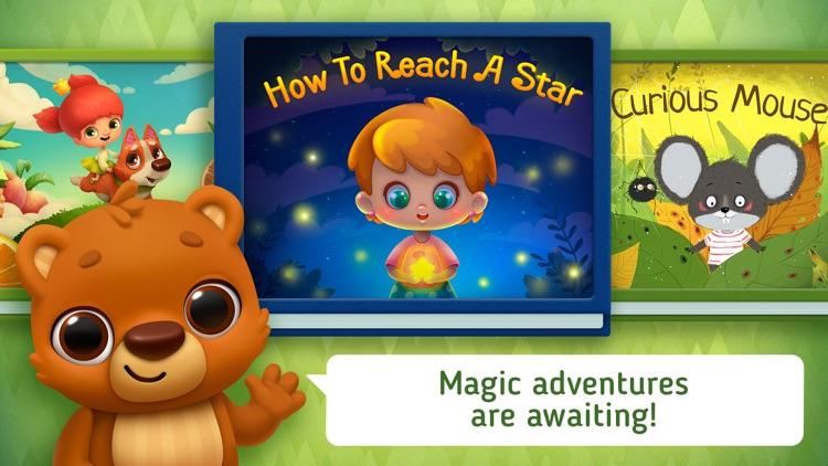 Little Stories: Bedtime Books screenshot-5