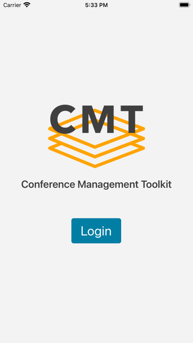 Conference Management Toolkit screenshot 1