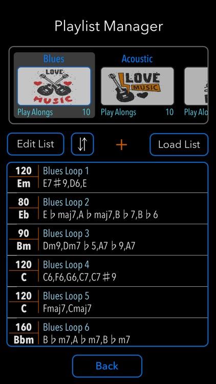BlueBassScales screenshot-4