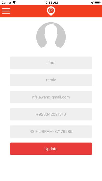PickApp - DeliveryScreenshot of 2
