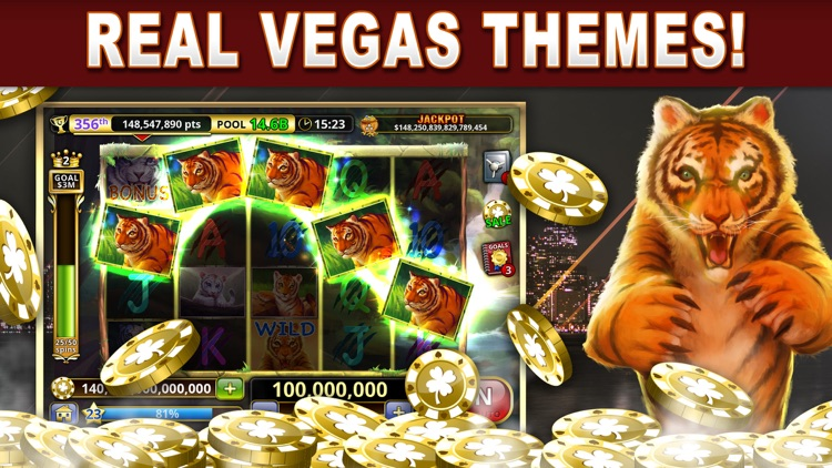 VIP Deluxe Slot Machine Games screenshot-3