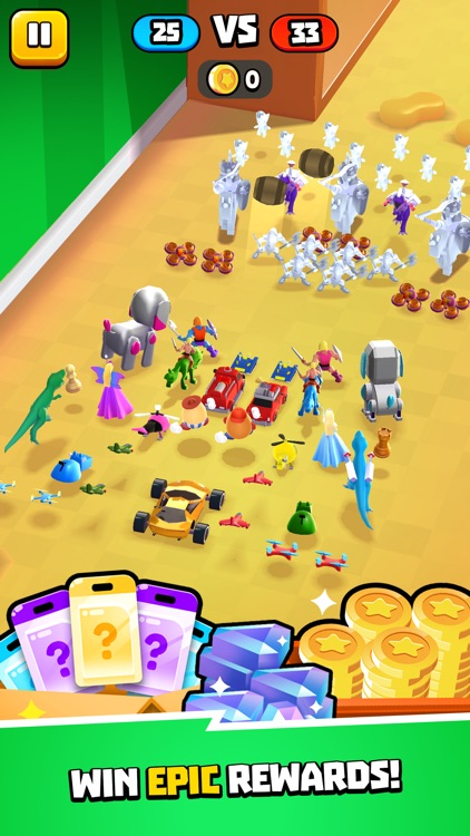 Toy Warfare screenshot-3