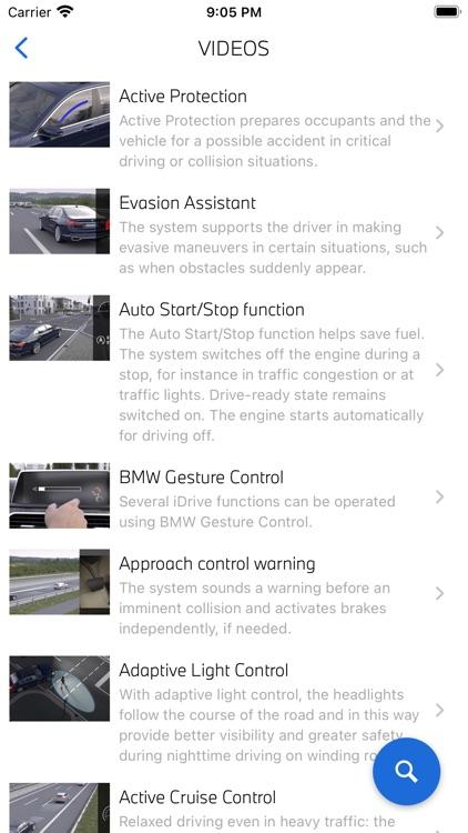 BMW Driver's Guide screenshot-4
