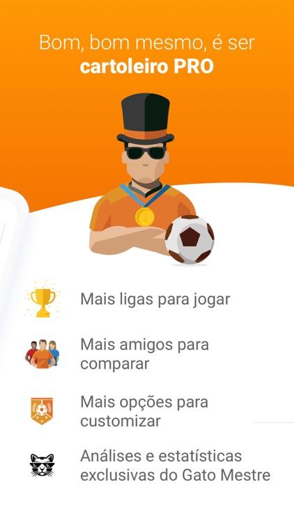Cartola FC Oficial screenshot-6