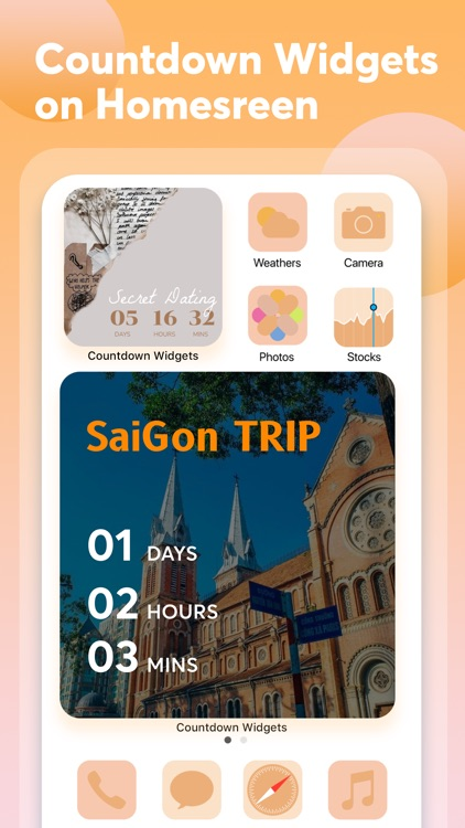 Countdown Widget & Timer Days