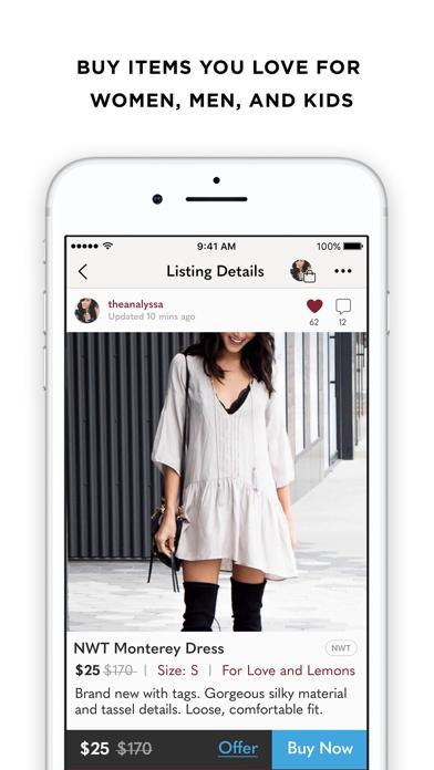Poshmark: Buy & Sell Fashion Screenshot