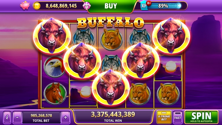 Gambino Slots Wheel of Fortune screenshot-3
