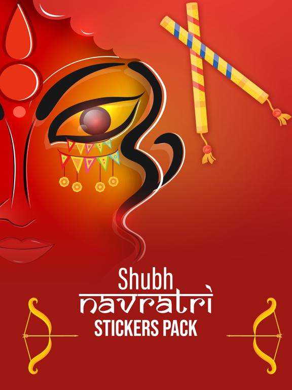 Navratri Stickers! screenshot 5