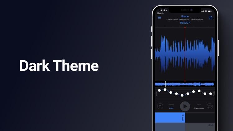 Transcribe+ Slow Down Music screenshot-7