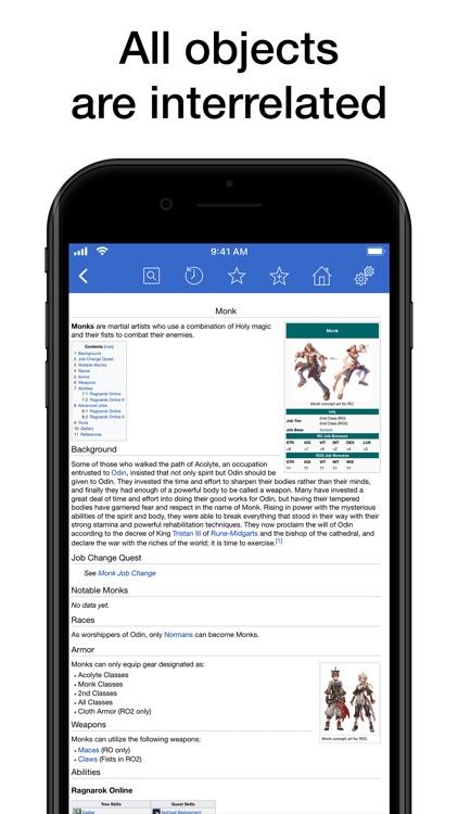 Pocket Wiki for Ragnarök screenshot-6
