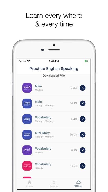 PES: Practice English Speaking screenshot-5
